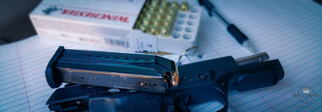 Winchester 9mm White Box Test Restults 5221978