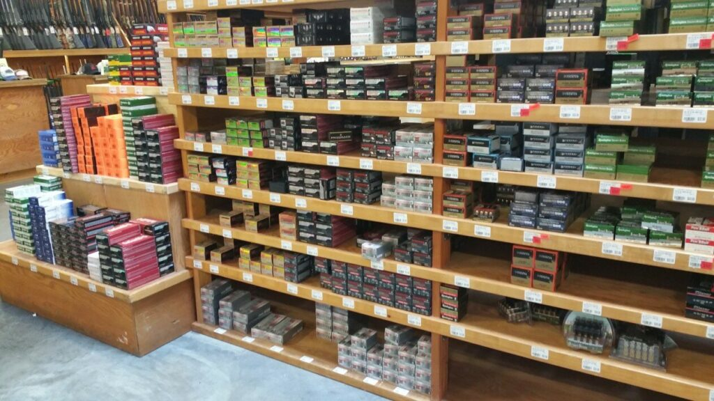 Ammunition in Stock Locally – Will it last?