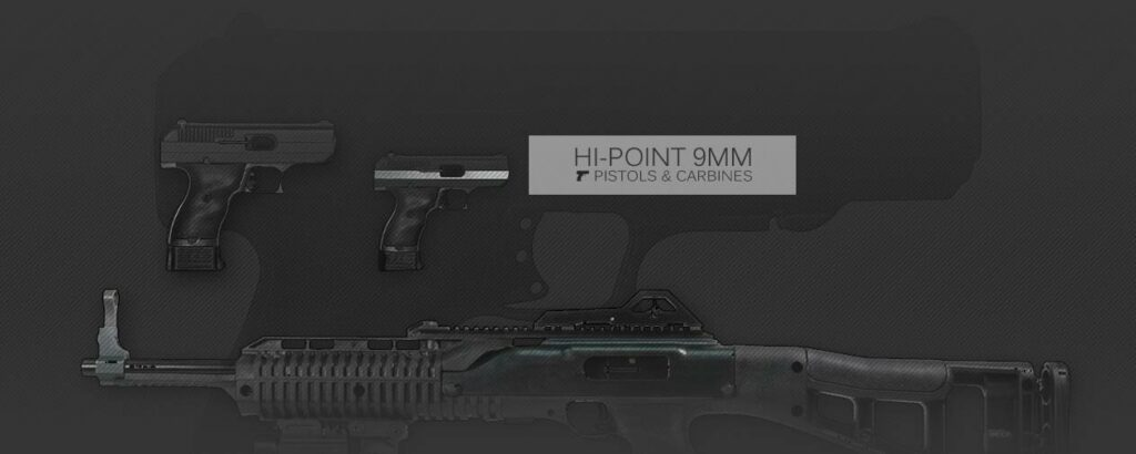 Hi-Point 9mm Schusswaffen – Die guten und die schlechte Seiten