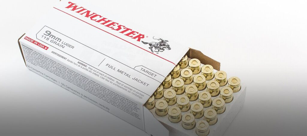 Winchester White Box 9mm Ammo Review – Factory Load Test