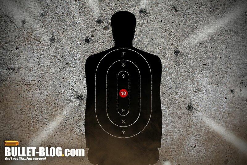 Eine lustige Geschichte über die Schussplatzierung