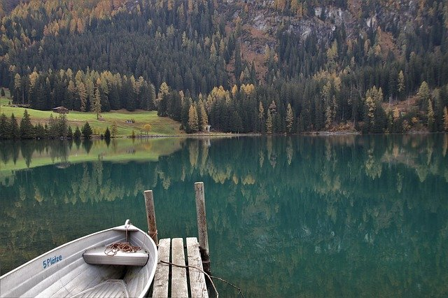 Switzerland – ideal for outdoor holidays in the mountains and nature